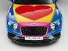 7. LOVE BUG Okay, so it's a Bentley. But there's lots of love in this exclusive, one-of-a-kind Bentley Continental GT V8 S Convertible, which was painted by British pop art icon Sir Peter Blake (he designed the Beatles' Sgt. Pepper album cover) to be auctioned off for Care2Save Charitable Trust. www.care2save.co.uk