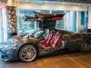 The Pagani Huayra Supercar
