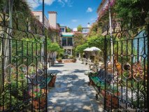 a stroll through the world-renowned Worth Avenue is a quintessential Palm Beach experience