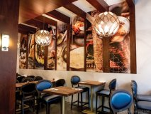 The burgeoning Paramount Find Foods empire delivers an authentic Middle Eastern experience