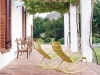 Located in the beautiful Cape Dutch in South Africa, the home makes an idyllic place to rest | Photos by Greg Cox
