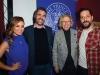 Melissa Grelo, Matthew Rowe, Amanda Sherrington, George Stroumboulopoulos