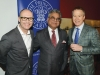 Kevin McGurgan, Raj Kothari and Brian Lawson