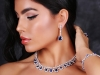 In addition to designing breathtaking necklaces, earrings, bracelets and of course rings.   Photos courtesy of Peter Marco