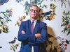 Peter Simons, president of Simons | Photos by Geoff Fitzgerald