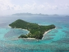 All escape exits lead to  Petit St. Vincent: a small piece of paradise in the Grenadine archipelago