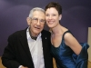 Walter Carsen, Arts philanthropist, with Karen Kain, artistic director of the National Ballet of Canada