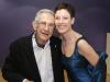 Walter Carsen, Arts philanthropist, with Karen Kain, artistic director of the National Ballet of Canada