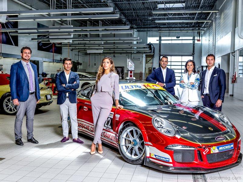 Policaro Group Porsche Centre Oakville Dolce Luxury