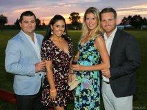 David Love, Lia Longo, Stephanie Bryce and Kevin Bryce