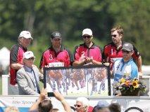King Ward, Brandon Phillips, Rob Stenzel, Max  Torokvei and Brendon Stenzel