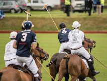 Prince Harry also played on Team Maserati this year