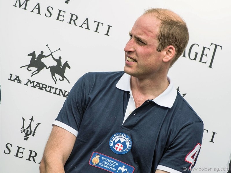 HRH The Duke of Cambridge
