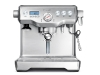 besbreville  espresso machine To keep his days feeling short and sweet, Birchall prefers the steamy precision extraction  of The Dual Boiler espresso machine.
