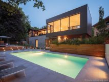 The Prince Philip Residence, named after its affluent street in the storied neighbourhood of Outremont, Que., was recently renovated by Thellend Fortin Architectes