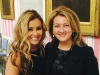 Melissa Grelo, co-host of CTV's The Social, and Michelle Zerillo-Sosa, co-founder of Dolce Media Group