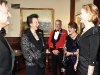 hrh princess anne maj gen david neasmith and his wife elisabeth neasmith and astrid fogart