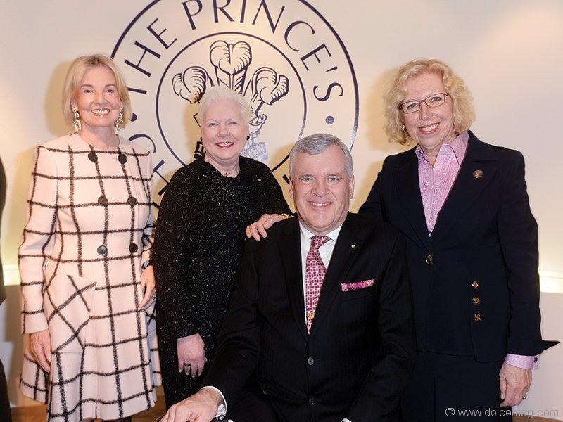 Hilary Weston, Elizabeth Dowdeswell, David Onley, Amanda L. Sherrington