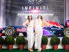 Models at  Ritz-Carlton Montreal's Grand Prix party
