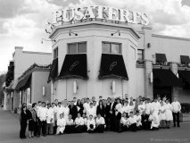 The flagship location of Pusateri's first opened in 1986 on Avenue Road. The team is working hard to reopen after  a devastating fire