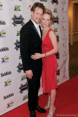 James Tupper, Actor and wife, actress Anne Heche