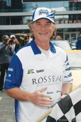 Kurt Russell, Actor and Rally for Kids with Cancer honorary chair