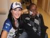 Jaime Murray, Actress, with SickKids child ambassador