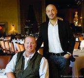 Carnevino, Las Vegas\' award-winning chefs Mario Batali and Joe Bastianich