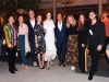 Colette van den Thillart, Jessica and Ben Mulroney, Amoryn Engel, Coco Rocha, Gary Friedman, Andrea Lenczner, Christie Smythe and Alex Josephson