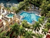 Lots to see and do: a birds-eye view of The Ritz-Carlton, Naples.