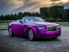The Dawn in Fuxia is the newest custom Rolls-Royce to grace the streets.