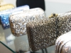 Rosen's sparkly collection of clutches catches the grip of wandering eyes