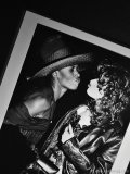 roxanne lowit Photographer grace ones and sandra bernhard