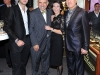 Sassoun Sirmakes; Adom Knadjian, president, Backes and Strauss, with wife Takoush Knadjian; Hratch Kaprielian, CEO, Franck Muller