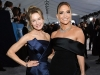 Renée Zellweger and Jennifer Lopez attend the 26th Annual Screen Actors Guild Awards at The Shrine Auditorium Photo by Kevin Mazur