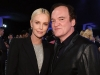 Charlize Theron and Quentin Tarantino attend the 26th Annual Screen Actors Guild Awards at The Shrine Auditorium | Photo by Dimitrios Kambouris