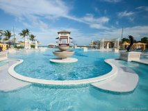 Sandals Emerald Bay features two spectacular pools and an exclusive 29,000 sq. ft. spa.