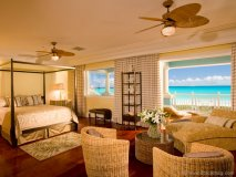 Sandals Emerald Bay boasts 183 all-butler oceanfront rooms and suites.