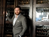"""Leading a succession of restaurants, the host of 24 Hour Restaurant Battle and author of three cookbooks feels the heat.  """"I feel more often than not that I'm under a microscope."""""""