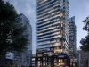 Toronto high-rise project at Yonge Street and Eglinton Avenue