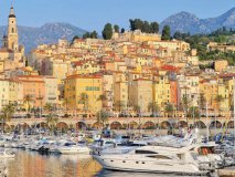 Above the village of Menton on the French Riviera rests an estate with a storied past, where long ago artists and dignitaries like Jean Cocteau and Joseph Joffre mingled at gala receptions.