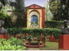 Les Colombières and its extravagant seven-acre grounds of well-tended gardens have been deemed a historical monument.