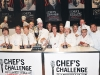 Winning Team Crawford, was captained by Jamie O'Born, who raised $28,500 to compete with chef Lynn Crawford.
