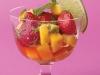 Strawberrry Mango  Mojito Salad
