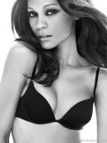 Get both the support and seductive style you desire from your undergarments with this chic black bra from Calvin Klein Underwear.