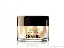 Chanel Sublimage La Crème: The ultimate in skin regeneration, this silky cream nourishes your complexion with moisture and radiance while firming facial contours