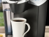 Keurig Special Edition Brewing System: Good morning, coffee connoisseurs! This special edition single cup brewer is a great holiday gift for those on the go or a friend that entertains.