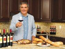 Restaurateur and wine maker Fausto Di Berardino