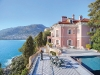 Roquebrune-Cap-Martin's Les Rochers villa blushes as one of the French Riviera's most spectacular estates. Photo courtesy of Burger Sotheby\'s International Realty