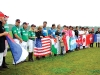 Polo players from around the world come together, bringing a piece of their homeland to the field.